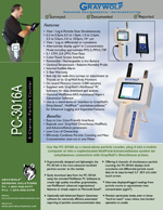 GW3016 Particle Counter Brochure