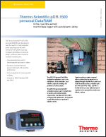 PM-205 Particulate Meter