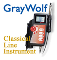 GrayWolf's Zephyr Digital Manometer offers differential pressure